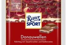 RITTER SPORT Fake Schokolade / by ☆Einmal 80er und zurück☆