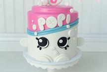 Cake - Shopkins