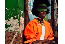 FASHIZBLACK Editorials / A compilation of our best shoots