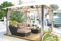 Garden - Umbrellas, Canopies & Shade