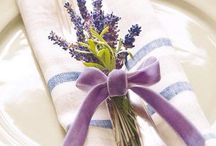 table setting ideas / by M Barnes