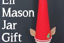 Mason Jar DIY for Christmas / by Susi Kleiman