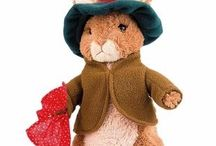 Beatrix Potter Soft Toys / http://www.a-choice-of-gifts.co.uk/giftshop/cat_1214699-Beatrix-Potter-Soft-Toys.html