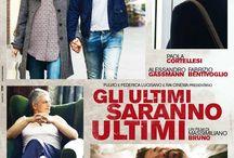 Gli ultimi saranno ultimi / Regia di Massimiliano Bruno  con Paola Cortellesi, Alessandro Gassmann, Fabrizio Bentivoglio. Dal 12 novembre al cinema.