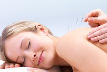 Acupuncture- https://www.safegenericpharmacy.com/blog/acupuncture/ / Acupuncture is an important component of Traditional Chinese Medicine (TCM) that involves the insertion of thin needles at specific bodily points (acupoints), most of which are grouped according to their clinical effects on lines called meridians. The TCM theory of acupuncture is based in part on the premise that blood and energy termed qi (pronounced chee) circulate in a cyclical fashion through these meridians. This energy flow is required for good health.
