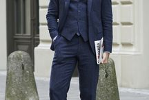 Future Suits To Buy For Real / Garnitury, które chce naprawdę kupić w przyszłości.