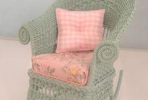 Miniature Furniture / by Paulette Svec