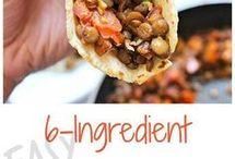 lentil vegan taco