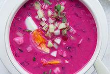 Soups - cold
