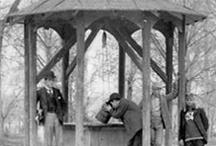 Tar Heel History / by University of North Carolina at Chapel Hill