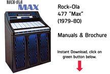 Juke-box Max Rochola
