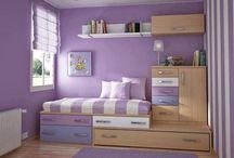 Quartos - Design de interiores / Quartos e closets