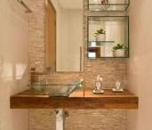 bancada p banheiro