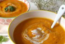 soupe/  velouté
