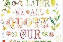 typography I love / lovely typography