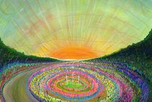 spiritual art / by Heather McCool