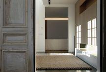 Wollen carpet