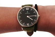 Watches / Uhren / Aktuell moderne Uhren / Watches zum Nachkaufen. Inspiriert von Fashion Bloggern