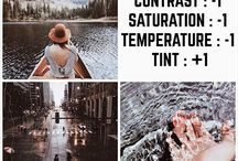 Instagram Themes / How to keep a clean instagram feed? With the same filter!