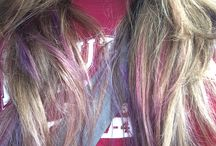 Ombré with purple / by Eve Marie