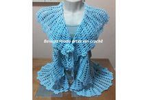 Benícia Prado artes, crochê, trico, costura e bordados / artes é uma terapia, sou uma artesã apaixonada por tudo que faço.