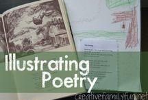 Poetry Study / #charlottemason #homeschool / by Sara Vaughn