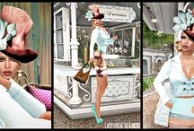 Secondlife III / My SL journey. mainly fashion and landscape pictures.