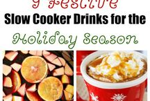 Holiday Food and Drinks