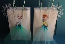 Frozen / Disney frozen party ideas