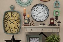Clocks and prints