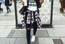 Adidas Tubular Outfits