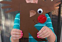 """""""R"""" is for Reindeer"""