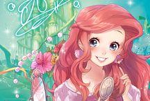 ディズニープリンセス     Disney   princess