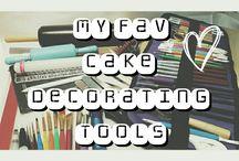 Cake Decorating Tips / Cake Decorating Tips. What Every cake decorator Needs?