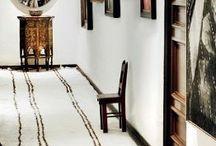 Hallway ideas / Entrances, corridors, hallways, staircases, space connectors.