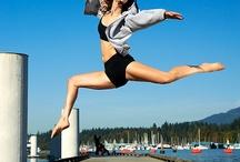 Dance! / pointe jazz modern ballet tap tumbling cheerleading gymnastics all sorts of dancing