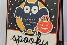 stampin up halloween treat