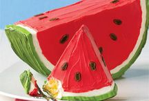 My Watermelon Collection / by Maggie Scallion