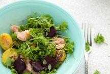 Salads Veggies and Sides