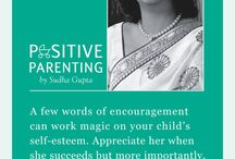 Positive Parenting by Mrs. Sudha Gupta