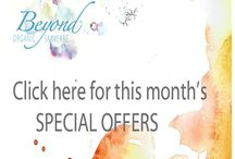Special Website Offers / Award winning organic and natural skincare