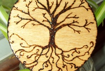 NATURE & DIY / nature friendly with a lot of organic items such as branches and hemp / by Ancient Amber <<