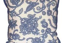 Astridfied Blue China Pattern