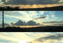 my work Another amazing evening #sky #cornwall #penwith #stjust.