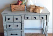 furniture redo / by stephanie vanness