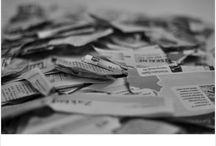 Wyzwanie Upcykling - Papier