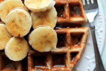 Pancakes, Waffles, & French Toast
