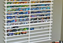 Toy Car Garage