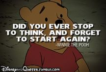 What I Learned from Winnie the Pooh / by Carol Price