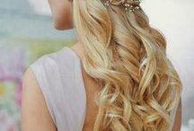 wedding style hair